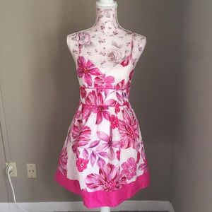 Guess floral dress.